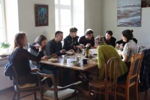 the New Theatre Institute of Latvia Residency in Oleri manor