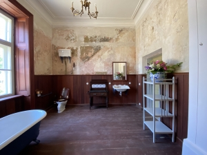 Pieejamības uzlabošana -nosēdakas un sanitārā mezgla izbūve Oleru muižā