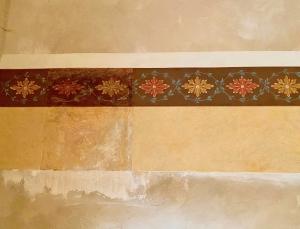 19.gs. dekoratīvā krāsojuma restaurācija